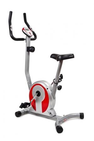 Bicicleta mecanica SMART - gri/rosu [0]