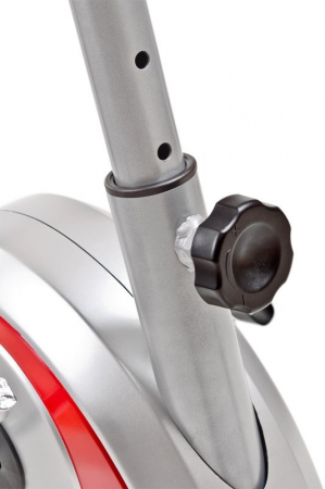 Bicicleta mecanica SMART - gri/rosu [7]