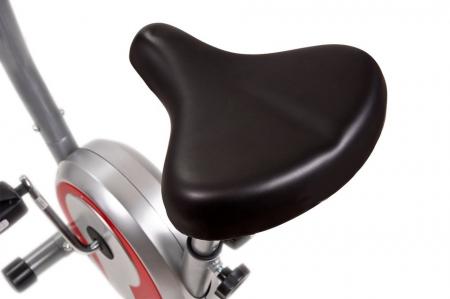 Bicicleta mecanica SMART - gri/rosu [6]