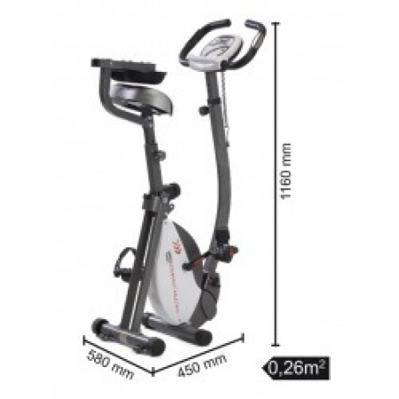 Bicicleta fitness pliabila TOORX BRX-RCOMPACT [2]