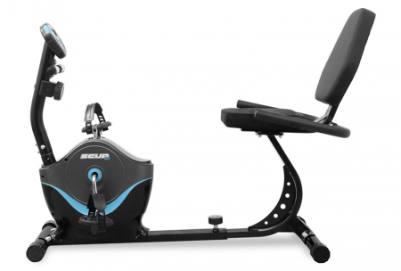 Bicicleta Recumbent SCUD H6 - Negru [0]