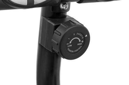 Bicicleta Recumbent SCUD H6 - Negru [5]