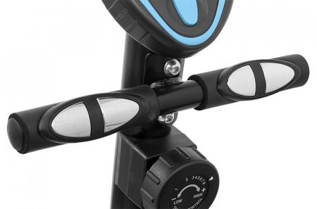 Bicicleta Recumbent SCUD H6 - Negru [6]
