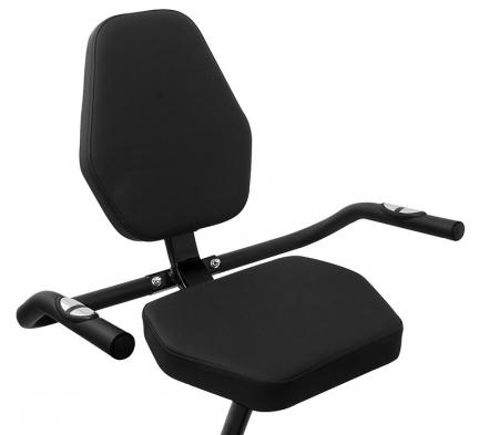Bicicleta Recumbent SCUD H8 - Negru [11]