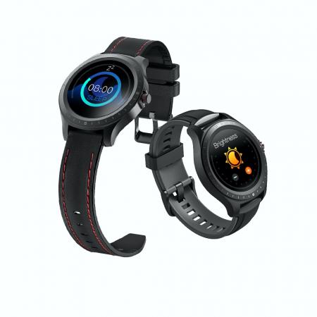 Ceas smartwatch BlitzWolf BW-HL2, Negru, Pedometru, Distanta, Calorii arse, 6 Moduri sportive, Sedentarism [3]