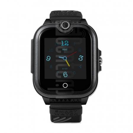 Ceas Smartwatch Pentru Copii, Wonlex KT13, Negru, SIM card, 4G, Rezistent la stropi IP54, Apel video [1]