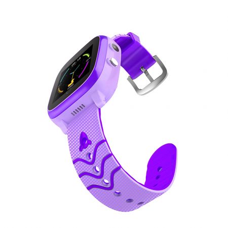 Ceas smartwatch YQT T5S, 4G, Mov, Masurarea temperaturii, Pedometru, Verificare istoric, Alarma, Lanterna [3]