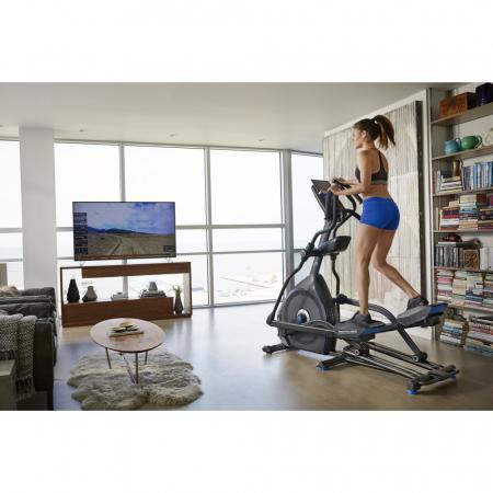 Bicicleta fitness eliptica Nautilus E628 [1]