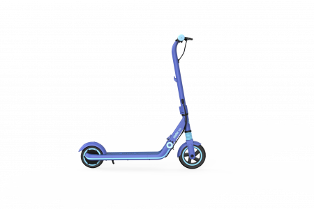 Trotineta electrica Ninebot eKickScooter ZING E8 albastru [0]