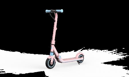 Trotineta electrica Ninebot eKickScooter ZING E8 roz [1]