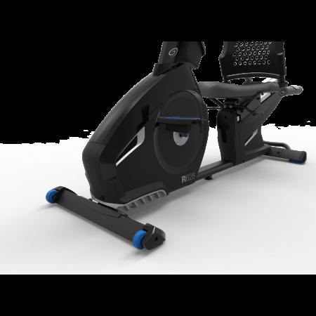 Bicicleta fitness orizontala cu spatar Nautilus R628 [5]