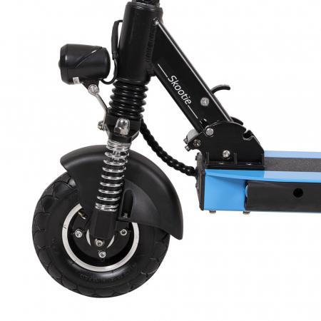 Trotineta electrica inSPORTline Skootie Pro 8'' albastra [5]