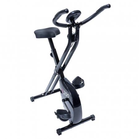 Bicicleta magnetica fitness verticala Techfit XBIKE [0]