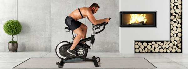 Bicicleta indoor cycling semi-profesionala SRX-3500 Toorx 1