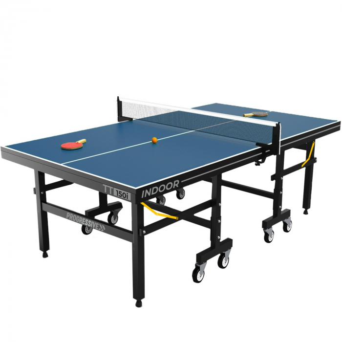 Masa ping pong PROGRESSIVE Flip TT 150i OCEAN BLUE [0]