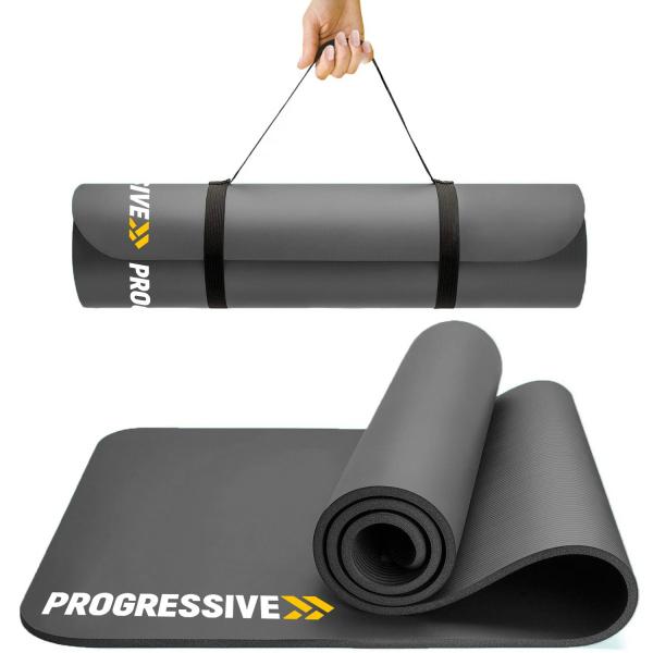 Saltea fitness 183 x 60 cm, 12 mm, Progressive 4
