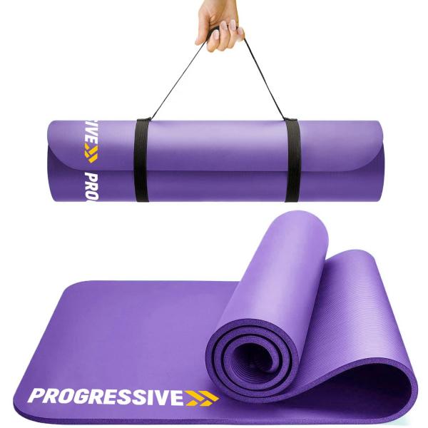 Saltea fitness 183 x 60 cm, 12 mm, Progressive 1