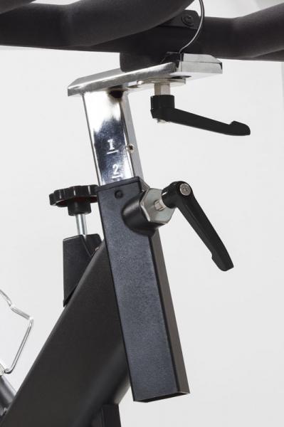 Bicicleta indoor cycling SRX-90 Toorx, volanta 24 kg 12