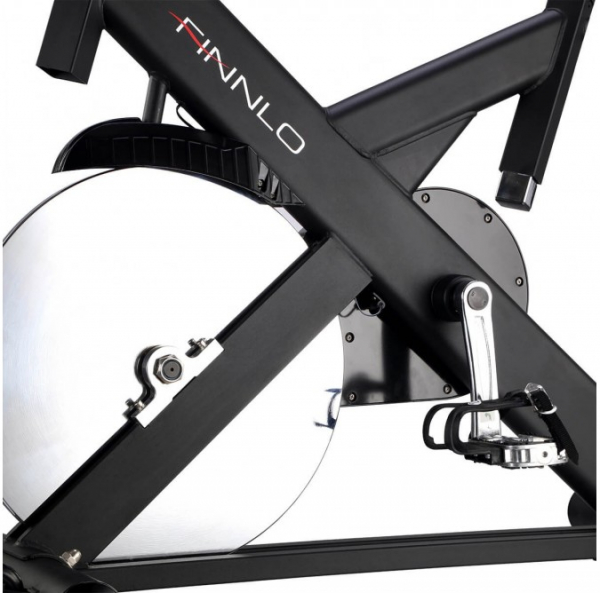 Bicicleta indoor cycling CRS3 Finnlo by Hammer 4