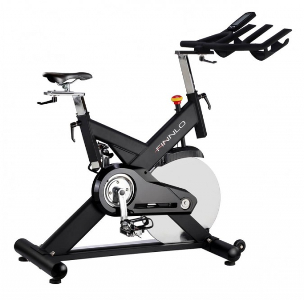 Bicicleta indoor cycling CRS3 Finnlo by Hammer 0