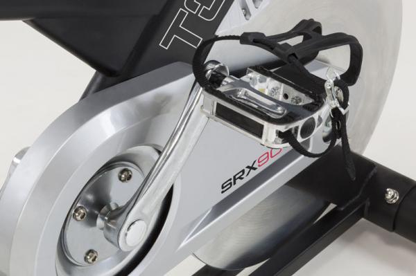 Bicicleta indoor cycling SRX-90 Toorx, volanta 24 kg 10