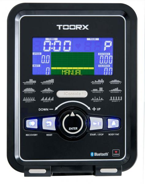 Bicicleta eliptica ERX-700 Toorx 1