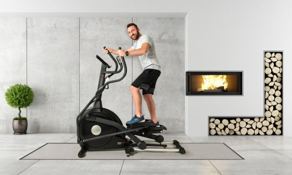 Bicicleta eliptica ERX-700 Toorx 6