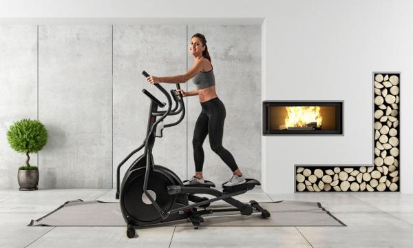 Bicicleta eliptica ERX-700 Toorx 7