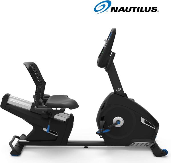 Bicicleta fitness orizontala  R626 Nautilus 0