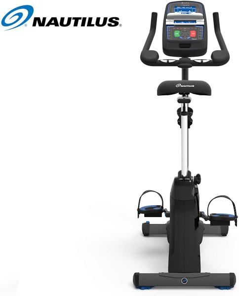Bicicleta fitness electromagnetica U626 Nautilus [1]