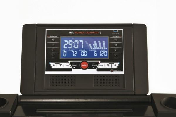 Banda de alergare Toorx Power Compact S 9