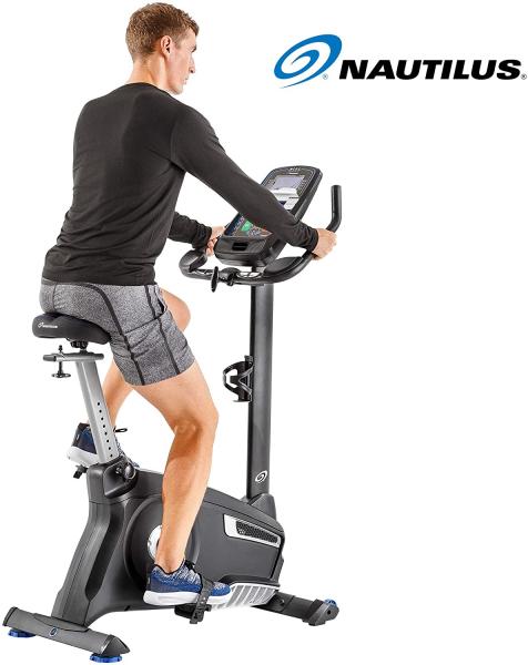 Bicicleta fitness electromagnetica U626 Nautilus [5]