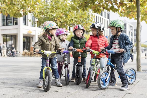 Bicicleta echilibru Speedy Pablo , Kettler [6]