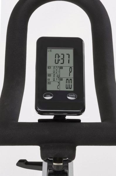 Bicicleta indoor cycling SRX-90 Toorx, volanta 24 kg 1