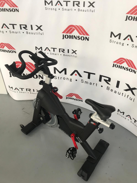 Bicicleta profesionala indoor cycling MATRIX Livestrong IC3- Reconditionata 3