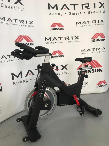 Bicicleta profesionala indoor cycling MATRIX Livestrong IC3- Reconditionata 4