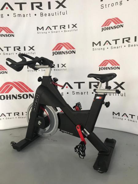 Bicicleta profesionala indoor cycling MATRIX Livestrong IC3- Reconditionata 1