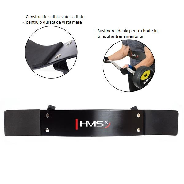 Accesoriu antrenament biceps HMS ABX01 [3]