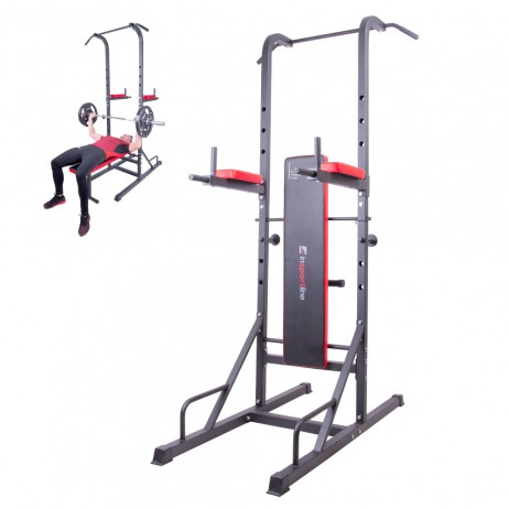 Aparat multifunctional inSPORTline Power Tower X150 0