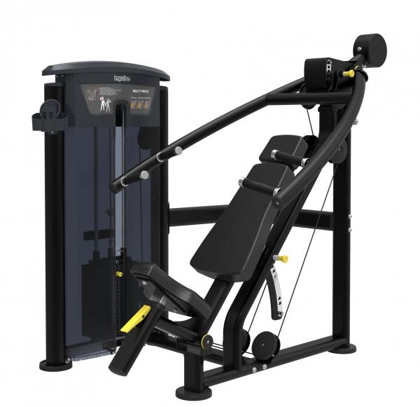 Aparat piept / piept inclinat / umeri IT 9529  IMPULSE Fitness 0
