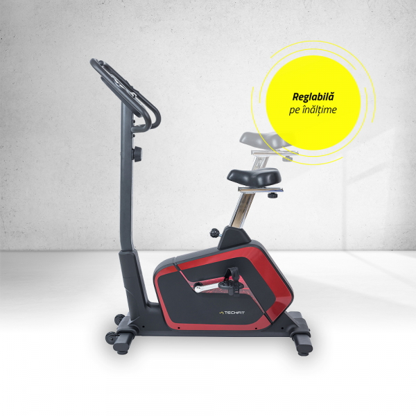 Bicicleta fitness B700 Techfit [3]