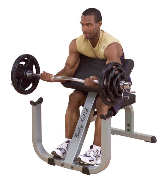Banca biceps  GPCB329  Insportline [0]
