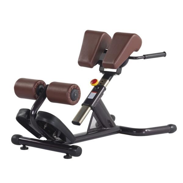 Banca lombari pentru hyperextensia spatelui, H-026A, MS Fitness [0]
