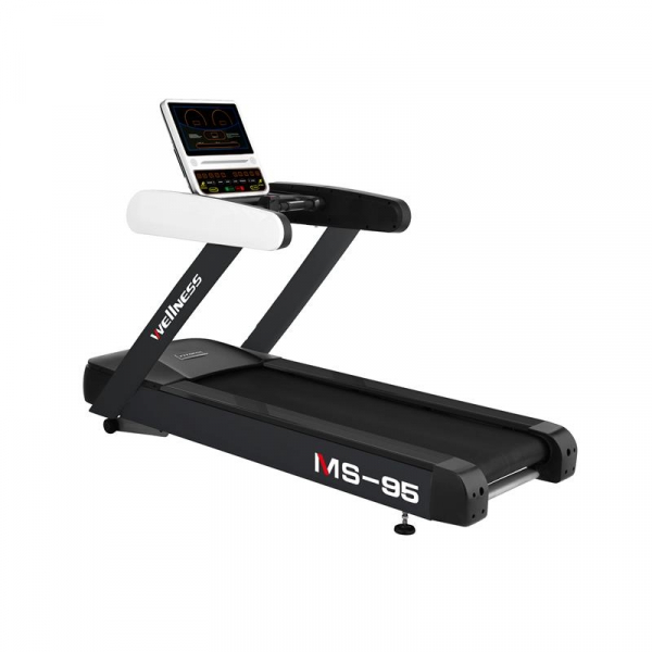 Banda de alergare comerciala MS95-LED, 20 km/h, 150 kg, inclinatie 20%, MS Fitness [0]