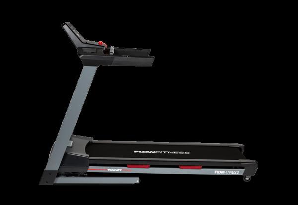 Banda de alergare Flow Fitness DTM2000I 0