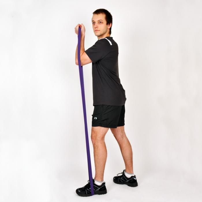 Banda elastica inSPORTline Hangy Medium 32mm 3