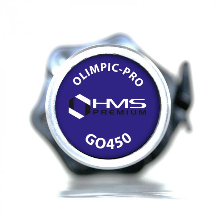 Bara halterea olimpica HMS GO450 220cm/50mm [2]