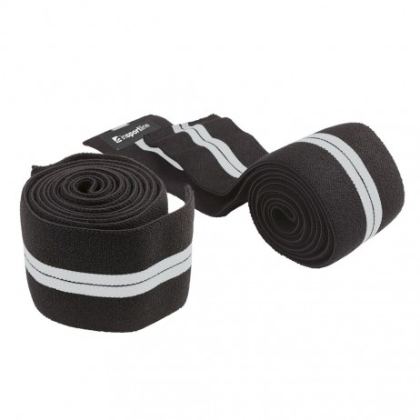 Benzi elastice pentru genunchi inSPORTline KneeWrap [0]
