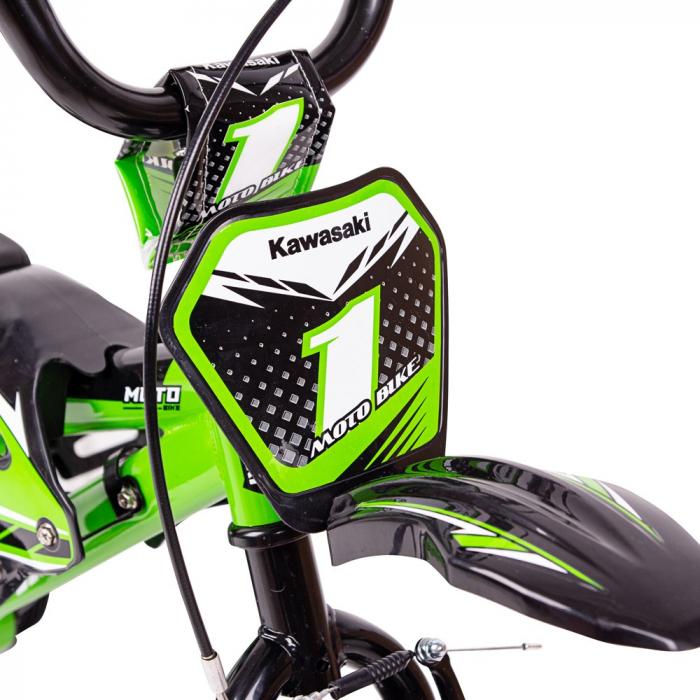 """Bicicleta copii Kawasaki Kasaii 12"""" – 2018 [3]"""