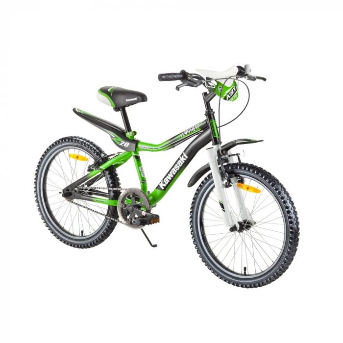 "Bicicleta copii Kawasaki Nijumo 20"" – 2018 [4]"